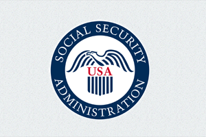Official Social Security logo